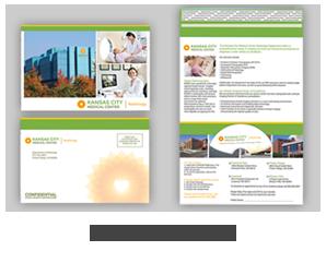 graphic designer for cd imaging mailer