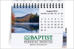 bible versus tent desk calendar