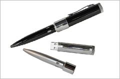 custom designed executive pen flash drives