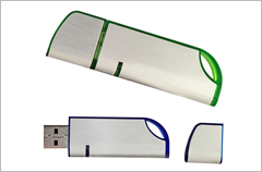 custom designed jacknife usb drives