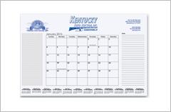 small-calendar-desk-pads