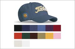 titleist-unstructured-garment-washed-golf-cap-2014-custom-side-logo