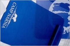 translucent letter size clipboards