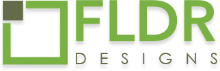 fldr designs logo